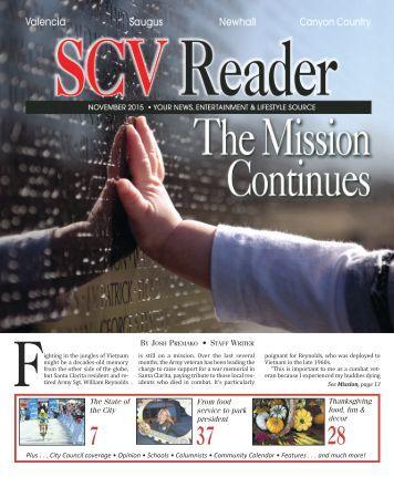 SCV Reader November 2015