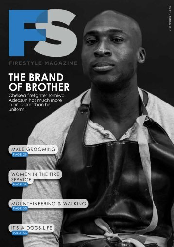 The Brand of Brother
