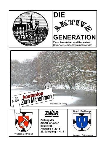 ZWAR-Zeitung Ausgabe 4  2015  neu2