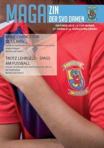 Magazin Aspach 2015-10-25