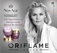 Oriflame 11 katalog 1-30 Kasım 2015