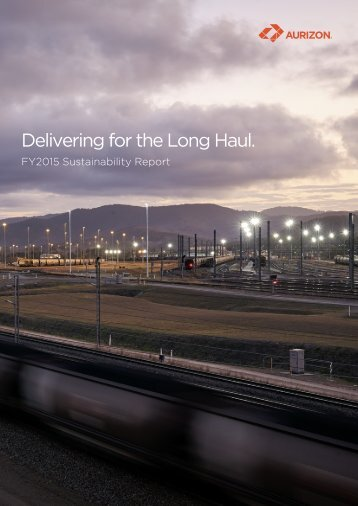 Delivering for the Long Haul