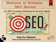 ORM  Services Brisbane | Online  Reputation  management | SEO  Company Brisbane