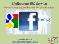 SEO Agency Melbourne   Facebook Marketing   Melbourne SEO