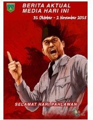 e-Kliping 31 Oktober s/d 2 November 2015