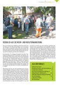 BÜRGERBRIEF-Vereinsheft Ausgabe 88 - November 2015 - Bürgerverein Wüsting e.V. - Page 3