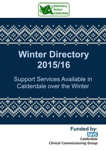 Winter Directory 2015/16