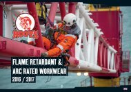 ARC RATED WORKWEAR