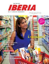 Iberia Magazine  Primera Edición