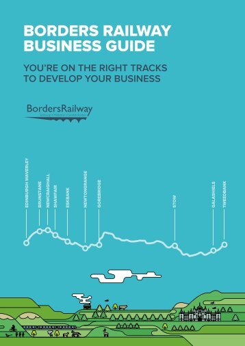 Borders Railway Business Guide