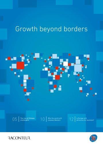 Growth beyond borders