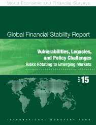 Global Financial Stability Report