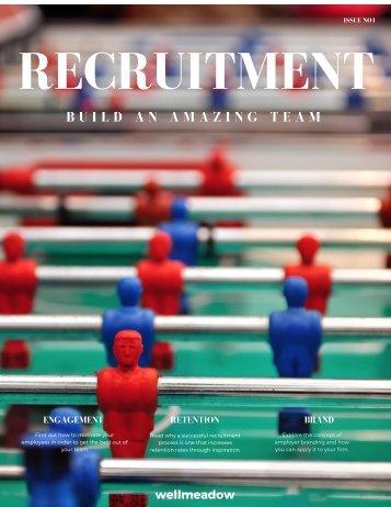 Wellmeadow Recruitment Magazine Issue 1