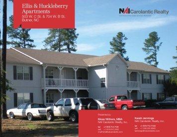 Ellis & Huckleberry Apartments