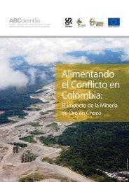 Alimentando el Conflicto en Colombia