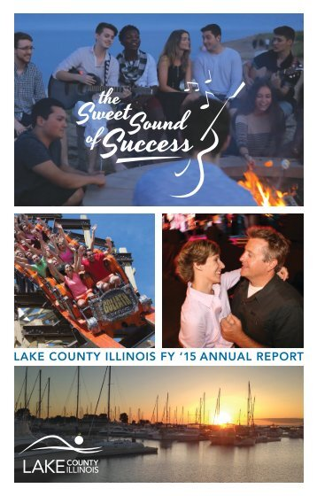 LAKE COUNTY ILLINOIS FY '15 ANNUAL REPORT