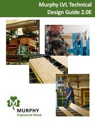 Murphy LVL Technical Design Guide 2.0E