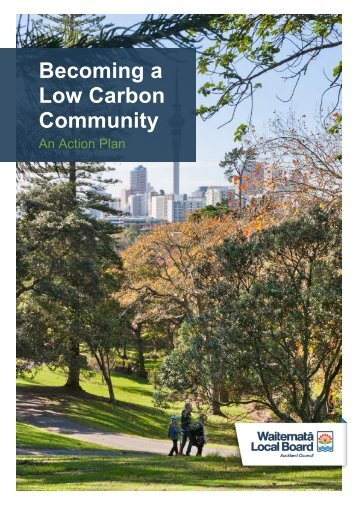 Becoming a Low Carbon Community