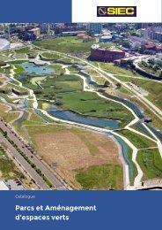 9.- Catalogue Parcs et Aménagement d'espaces verts