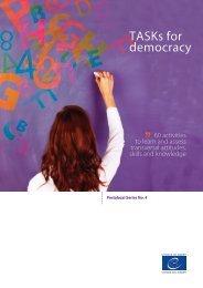 TASKs for democracy