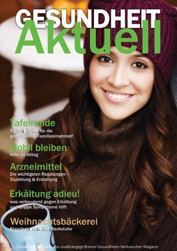Gesundheit Aktuell Magazin November 2015