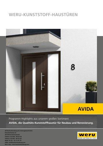 WERU-Folder_Avida_A4_8Seiter_DT_AT_19012015