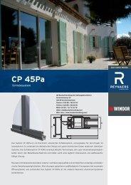 WINDOR-CP45Pa_Schiebesystem