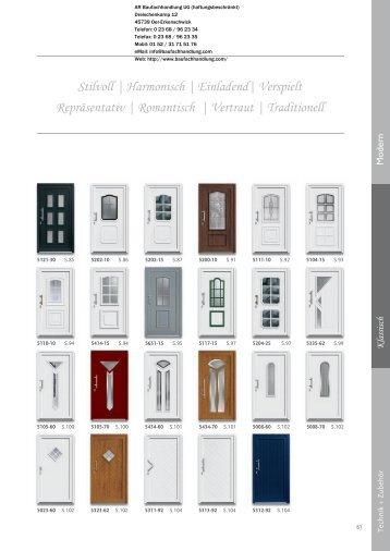 WINDOR-MediumTueren_Katalog_V1_2013-07Teil2