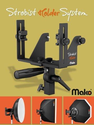 Strobist Holder System Mako