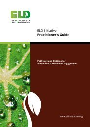 ELD Initiative Practitioner's Guide