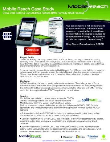 Mobile Reach Case Study
