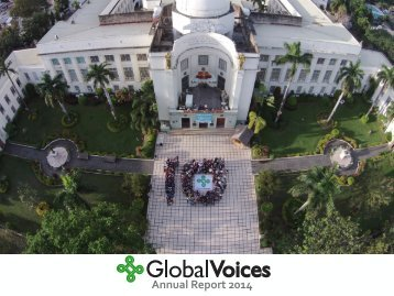 Global Voices Annual Report 2014
