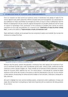 1.- Stabilization of slopes and embankments - Page 4