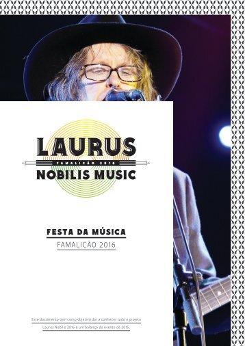 Projeto Laurus Nobilis 2016