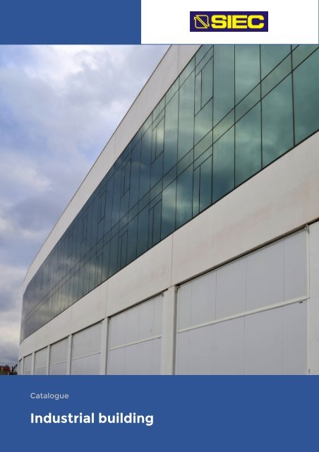 3.- Industrial building