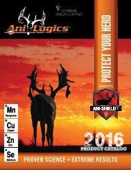 2016 Ani-Logics Digital Catalog