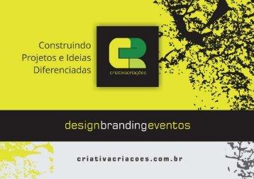 Portfolio Criativa Criações_Gestão de Eventos