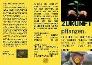 Zukunft pflanzen  - Filmreihe beim Biolandhof Meyer-Toms