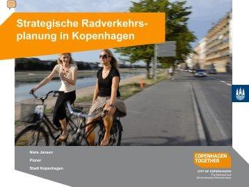 Nationaler Radverkehrsplan: Niels Jensen, Stadt Kopenhagen ...