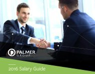 2016 Salary Guide
