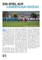Magazin Heimspiel gegen SPG Aschach/Waldneukirchen - Page 2