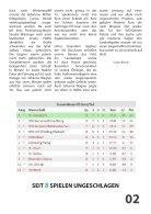 Magazin Heimspiel gegen SPG Aschach/Waldneukirchen - Page 3