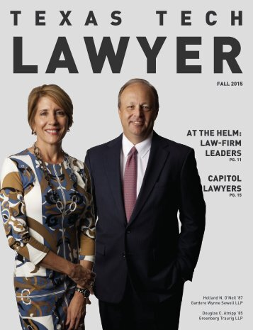 LAW-FIRM LEADERS CAPITOL LAWYERS