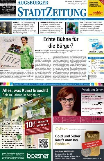 101 Augsburg - Süd 04.11.2015