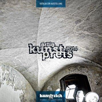 artig Kunstpreis 2014 - Katalog zur Ausstellung