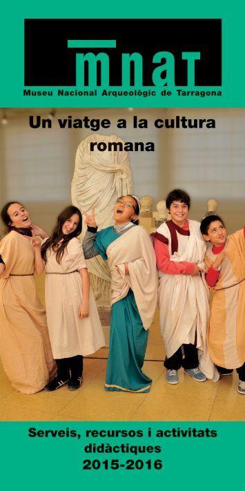 Un viatge a la cultura romana