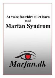 At være forældre til et barn med Marfan Syndrom
