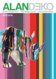 ALANDEKO catalogue for home stylers