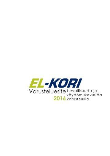 ELLI-Varusteluesite 2016