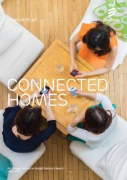 connected homes